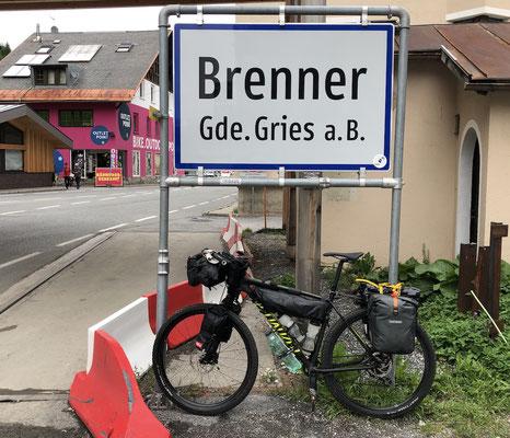 am Brennerpass
