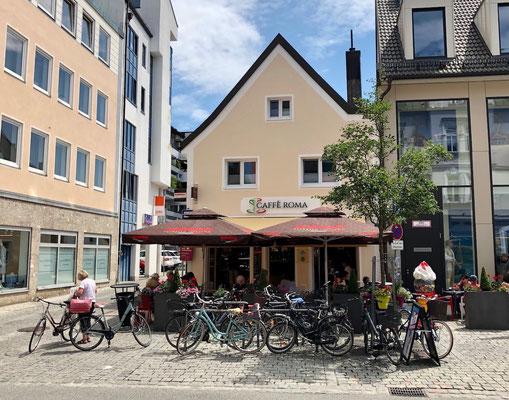 einladende Cafés in Fürstenfeldbruck