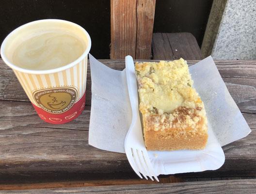 Kaffeepause, Furth im Wald