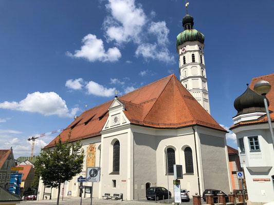Kirche St. Jakob in Dachau