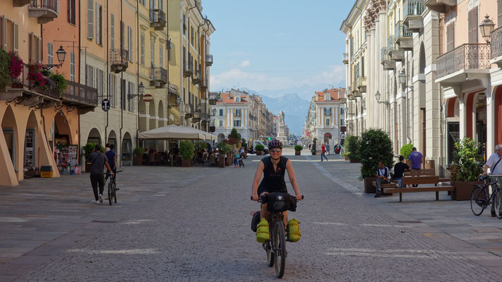 Altstadt von Cuneo