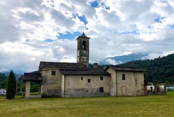 Kirche nahe San Lorenzo