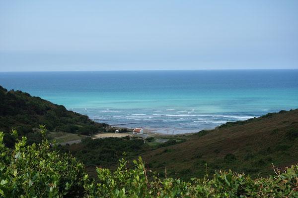 Baskenland, Küste bei Biarritz