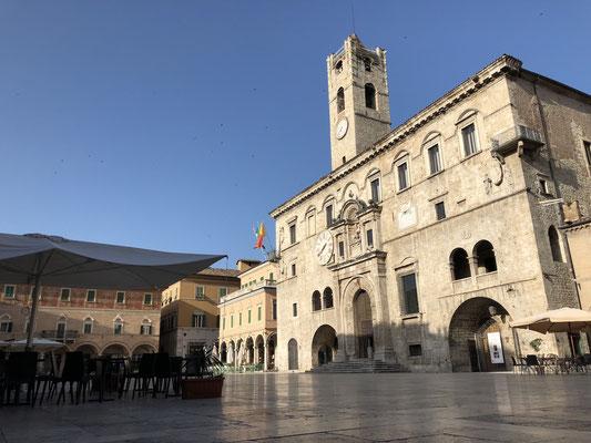 Ascoli Piceno, Italien, Marken