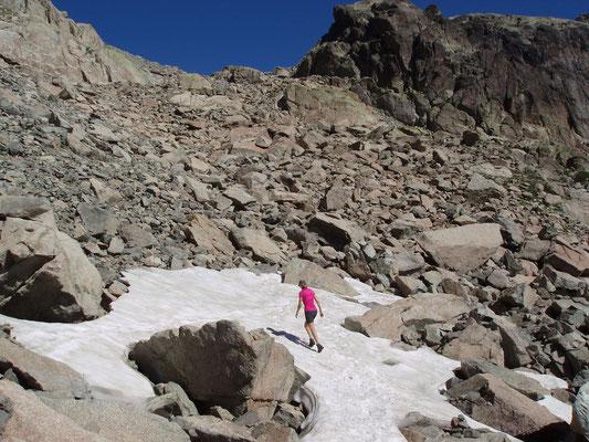 Aufstieg zum Monte Rotondo