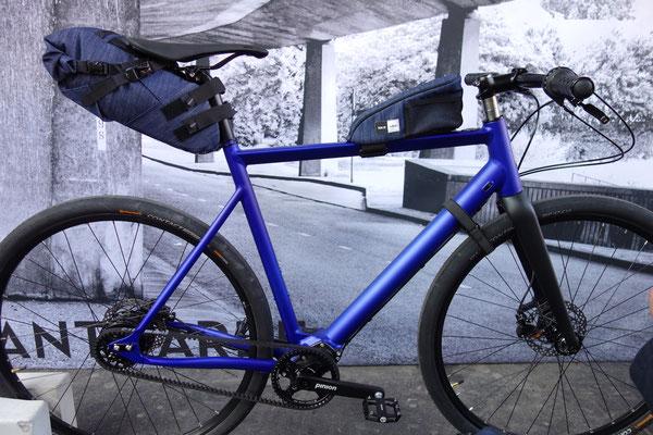 PedalEd Bikepacking Taschen