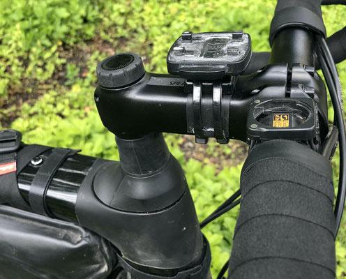 Future Shock 2.0 bietet 20 mm Federweg