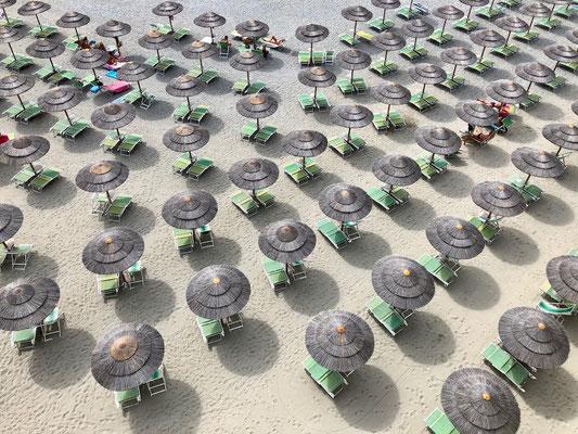 Strand in Varazze