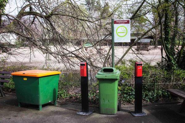 Nichtraucher Zoo Köln Bild 1