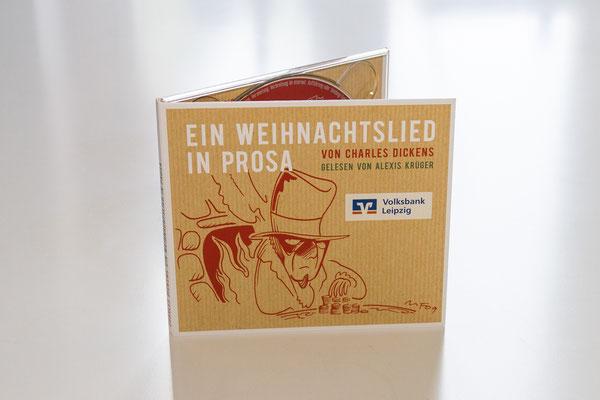 CD im vierseitigen Digipac