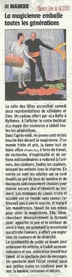 La Charente Libre du 16 décembre 2015