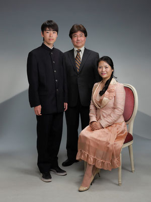 家族・お宮参り