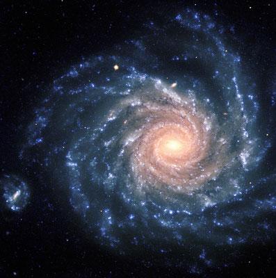 Spiral Galaxy: Credit: ESO, http://www.eso.org/public/images/eso9845d/