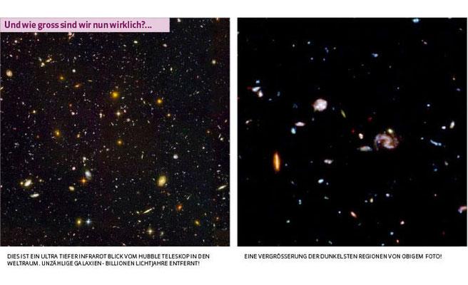 Bilder vom Hubble Teleskop