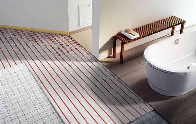 Optimaler Fußbodenbelag Bei Fußbodenheizung ~ Fußbodenheizung bohr versorgungstechniks webseite