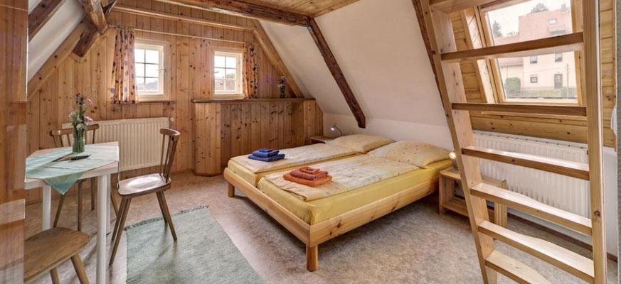 Zimmer Ottendorfer Hütte