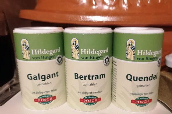 Hildegard-Gewürze