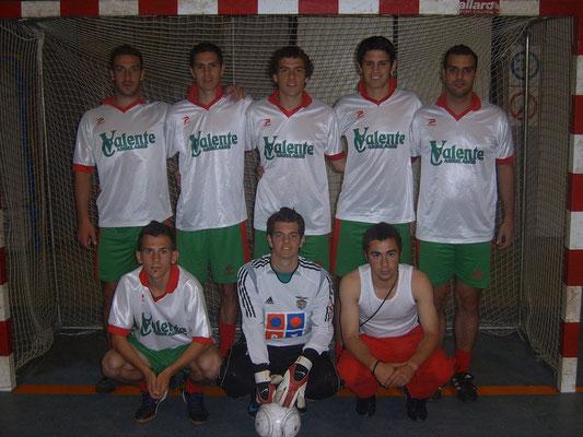 Les Valente Junior gagnant du tournoi
