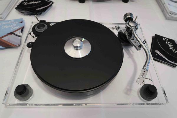 Pro-Ject S Shape Acryl Vinyl