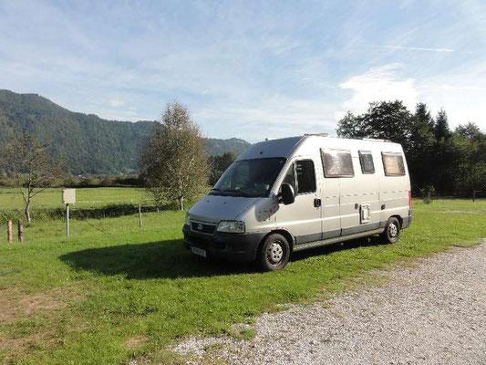 Campingplatz am Ossiachersee