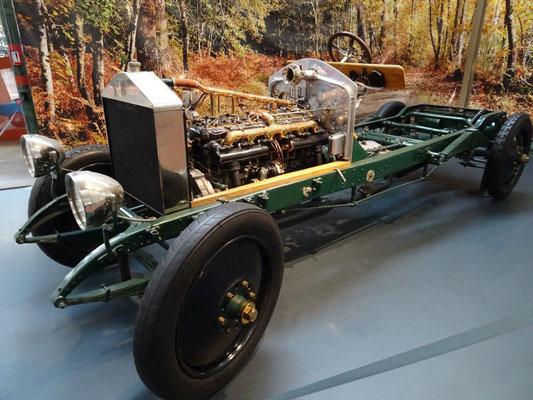 Rolls-Royce-Fahrgestell