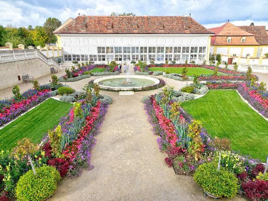 Schloss Hof, zweite Orangerie