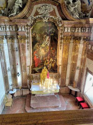 Schloss Hof, Kapelle