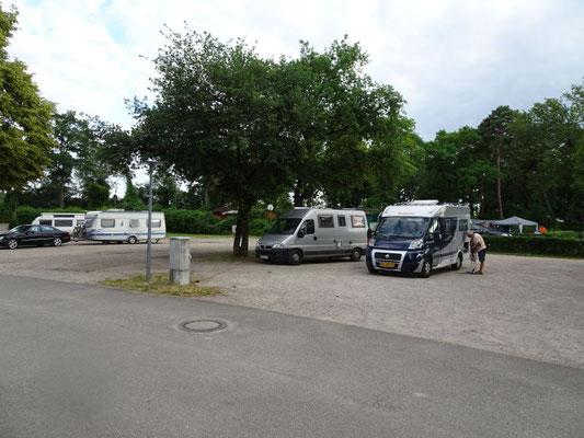 Campingpatz Neuenburg