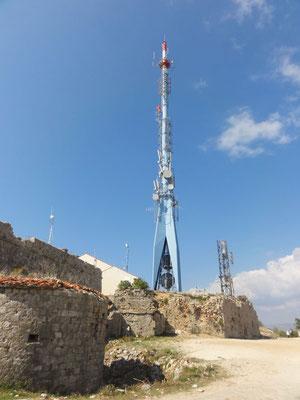 Rakete oder Funkturm?