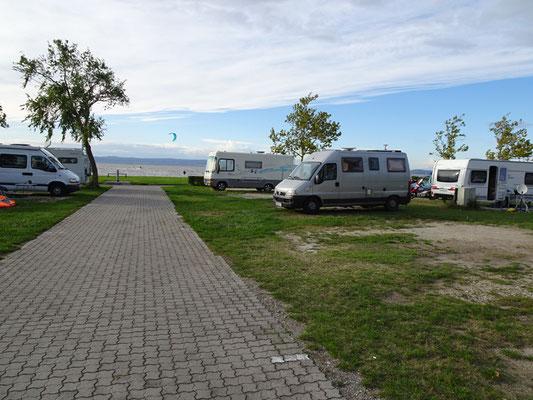 Campingpatz Podersdorf am See