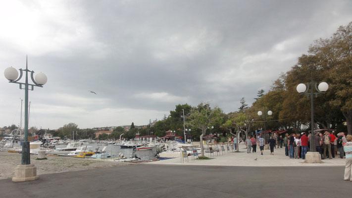 Hafen von Krk