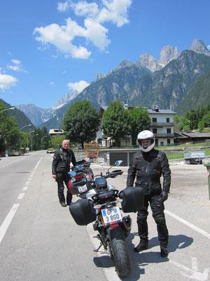 2 Biker irgendwo in Italien
