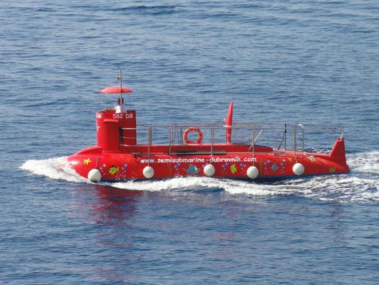 Vermutlich nicht das U-Boot von der Abramowitsch-Jacht