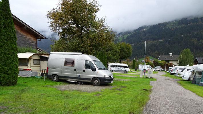 Campingplatz Zell am Ziller