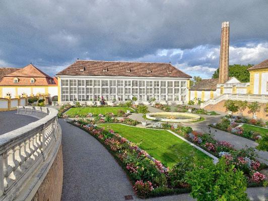 Schloss Hof, Orangerie