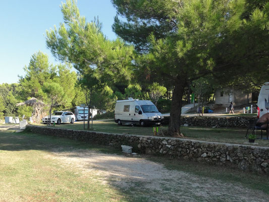 Campingplatz Grebišće