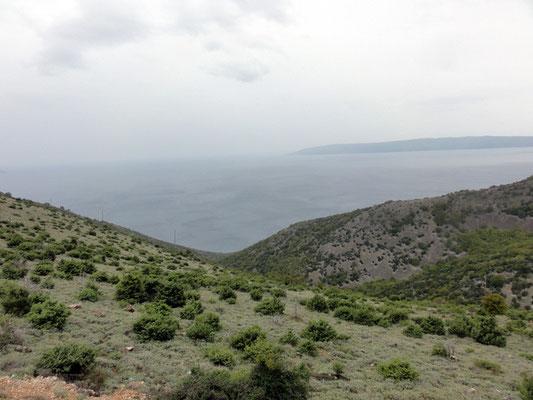 Irgendwo auf der Insel Cres