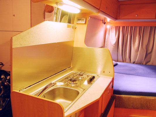 Meine Campingküche