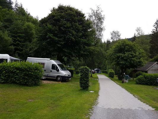 Campingplatz Langenwald