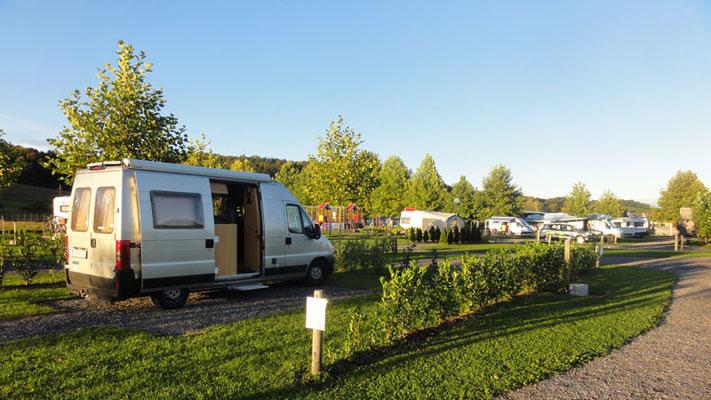 Ölspur Camping