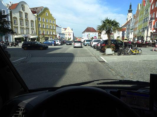 Schärding Hauptplatz