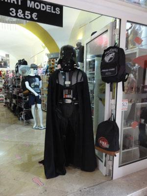 Darth Vader soll in der nächsten Episode in Dubrovnik das Laser-Schwert schwingen - hat er mir selbst gesagt