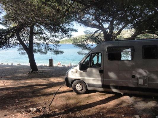 Campingplatz Adriatic