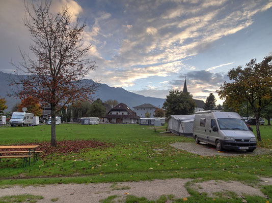 Campingplatz in Faak am See
