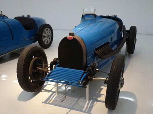 Bugatti-Rennwagen