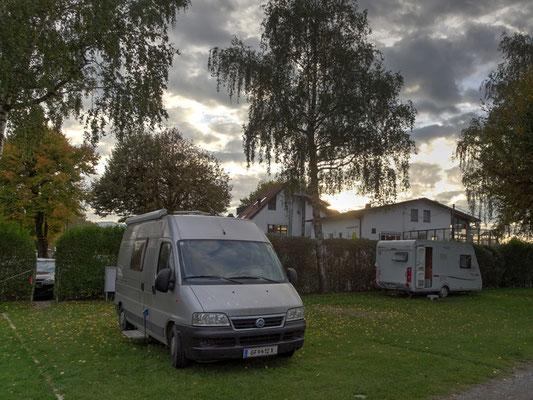 Campingplatz Fußach