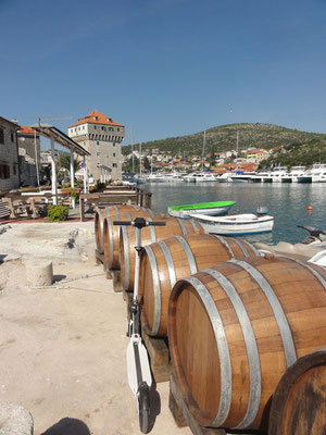 Marina, Kroatien