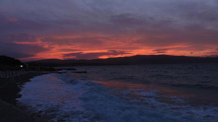 Sooo Scheeee, Sonnenaufgang bei Krk