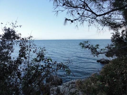Bucht von Rijeka