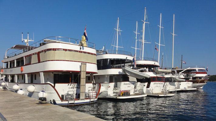 Hafen von Korčula
